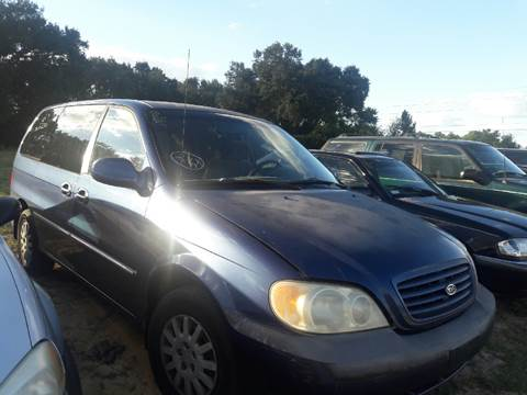 2003 Kia Sedona for sale in Groveland, FL