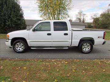 2006 GMC Sierra 1500 for sale in Madison, VA