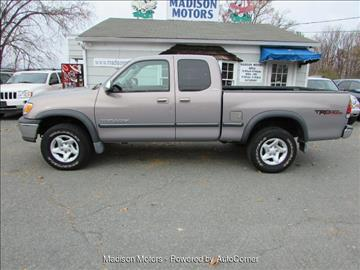 2001 Toyota Tundra for sale in Madison, VA