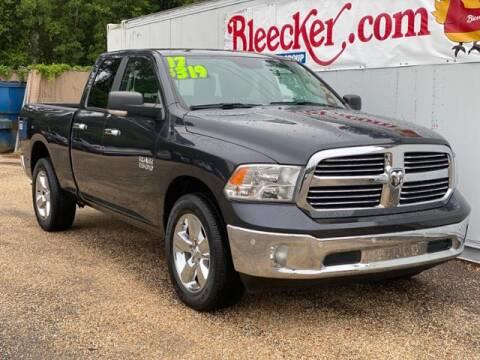 2017 RAM Ram Pickup 1500 for sale at Bleecker Chevrolet in Dunn NC