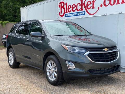 2019 Chevrolet Equinox LT for sale at Bleecker Chevrolet in Dunn NC