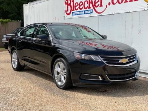 2014 Chevrolet Impala LT for sale at Bleecker Chevrolet in Dunn NC