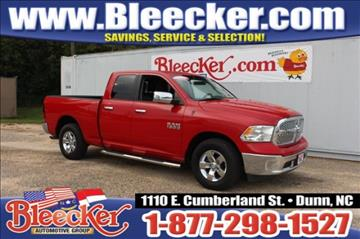 2013 RAM Ram Pickup 1500 for sale in Dunn, NC
