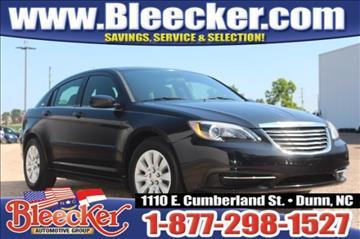 2011 Chrysler 200 for sale in Dunn, NC