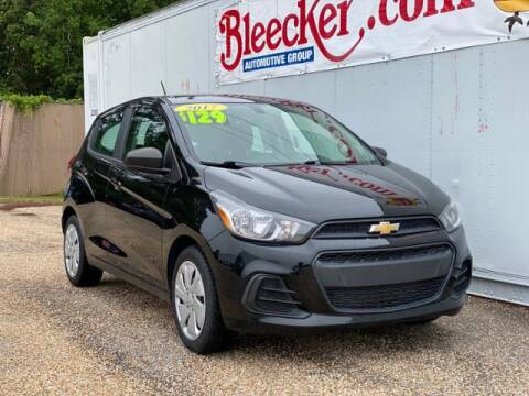 2017 Chevrolet Spark LS Manual for sale at Bleecker Chrysler Dodge Jeep Ram in Dunn NC