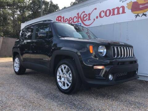 2020 Jeep Renegade for sale at Bleecker Chrysler Dodge Jeep Ram in Dunn NC