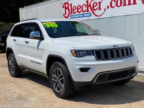 2019 Jeep Grand Cherokee Limited for sale at Bleecker Chrysler Dodge Jeep Ram in Dunn NC