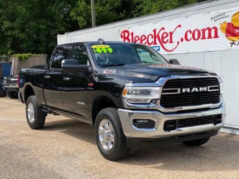 2019 RAM Ram Pickup 2500 for sale at Bleecker Chrysler Dodge Jeep Ram in Dunn NC