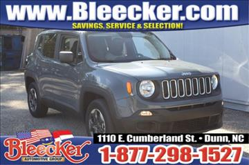 2017 Jeep Renegade for sale in Dunn, NC