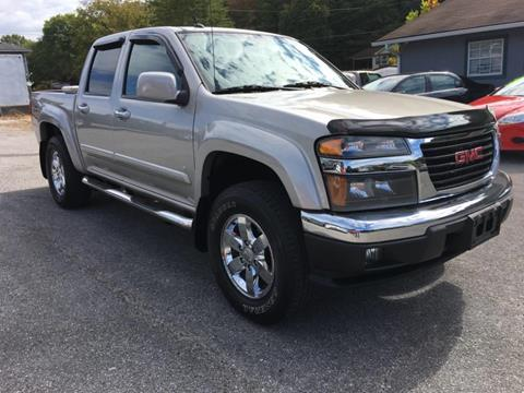 2009 GMC Canyon for sale in Harriman, TN
