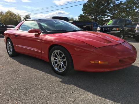 1997 Pontiac Firebird for sale in Harriman, TN