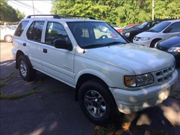 2002 Isuzu Rodeo for sale in Douglasville, GA