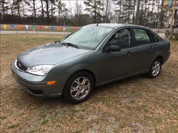 2006 Ford Focus for sale in Douglasville, GA