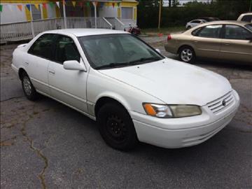 1997 Toyota Camry for sale in Douglasville, GA