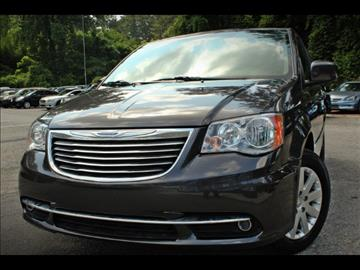 2015 Chrysler Town and Country for sale in Atlanta, GA