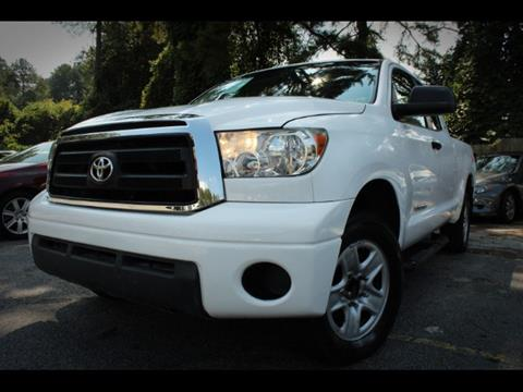 2010 Toyota Tundra for sale in Atlanta, GA