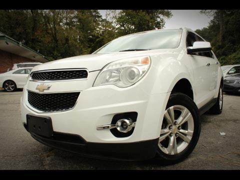 2012 Chevrolet Equinox for sale in Atlanta, GA