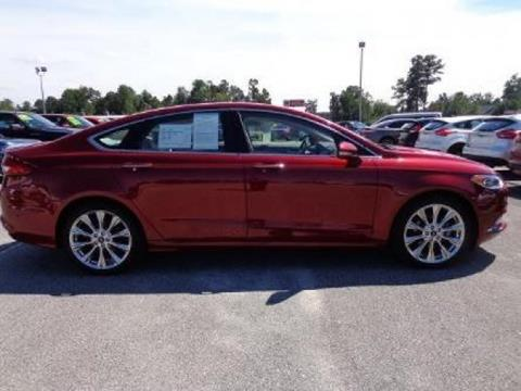 2017 Ford Fusion for sale in Burgaw, NC