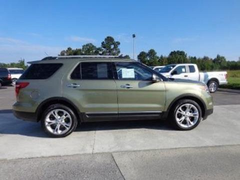 2013 Ford Explorer for sale in Burgaw, NC