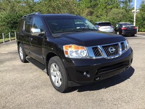 2014 Nissan Armada for sale in Dothan, AL