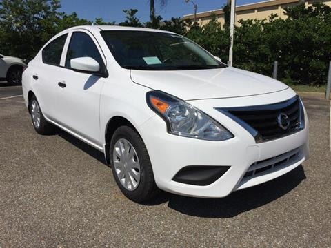 2019 Nissan Versa for sale in Dothan, AL
