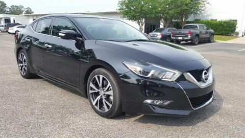 2017 Nissan Maxima for sale in Dothan, AL