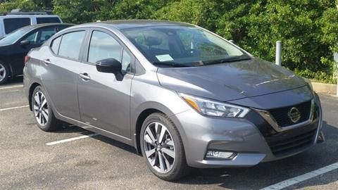2020 Nissan Versa for sale in Dothan, AL