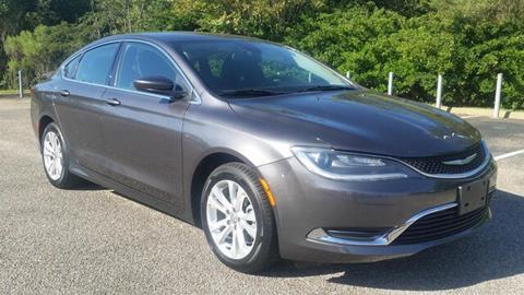 2015 Chrysler 200 for sale in Dothan, AL
