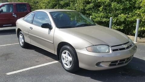 2004 Chevrolet Cavalier for sale in Dothan, AL