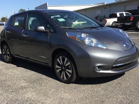 2016 Nissan LEAF for sale in Dothan, AL
