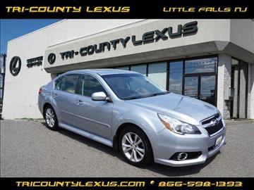 2013 Subaru Legacy for sale in Little Falls, NJ