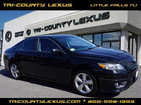 2011 Toyota Camry for sale in Little Falls, NJ