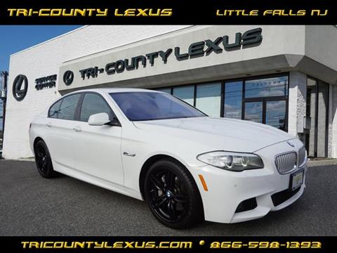 2013 BMW 5 Series for sale in Little Falls, NJ