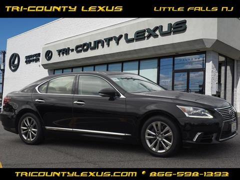 2014 Lexus LS 460 for sale in Little Falls, NJ