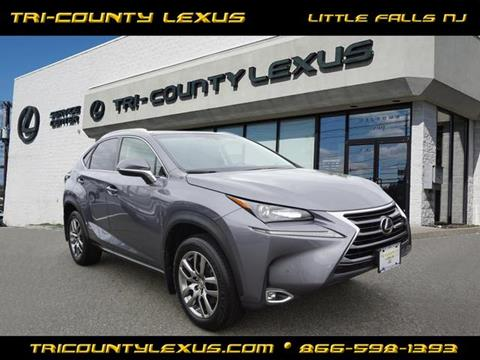 2015 Lexus NX 200t for sale in Little Falls, NJ