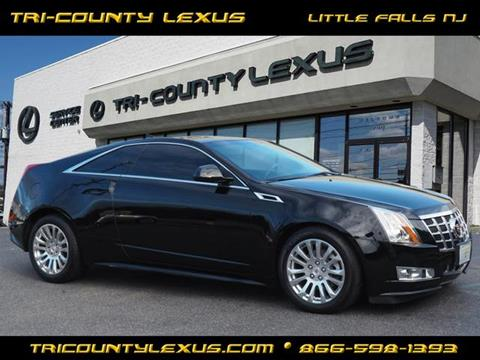 2014 Cadillac CTS for sale in Little Falls, NJ