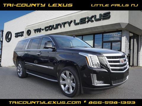 2016 Cadillac Escalade ESV for sale in Little Falls, NJ