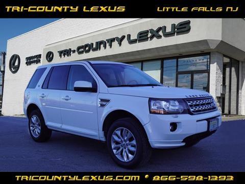 2014 Land Rover LR2 for sale in Little Falls, NJ