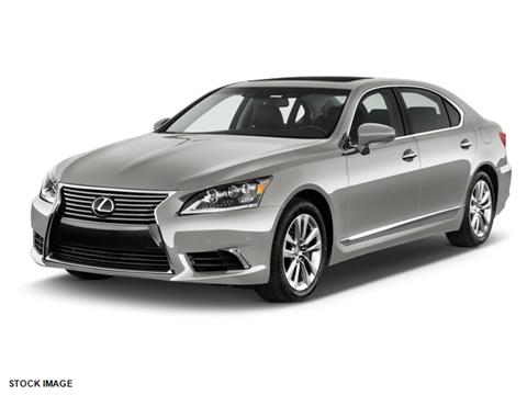 2017 Lexus LS 460 for sale in Little Falls, NJ