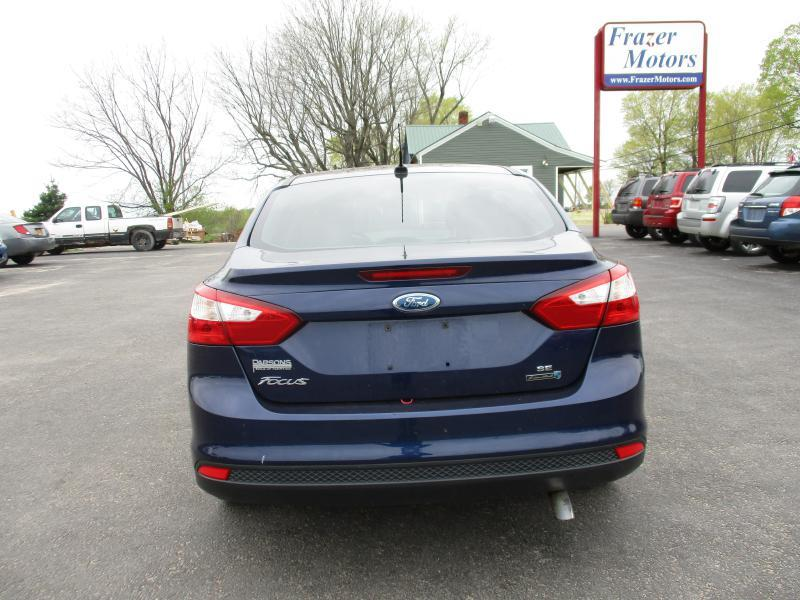 2012 Ford Focus for sale at Frazer Motors in Canton NY
