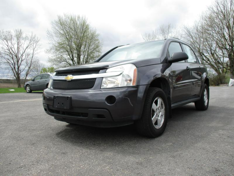 2007 Chevrolet Equinox for sale at Frazer Motors in Canton NY
