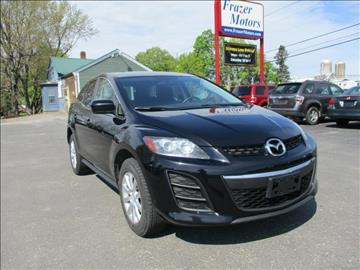 2010 Mazda CX-7 for sale at Frazer Motors in Canton NY