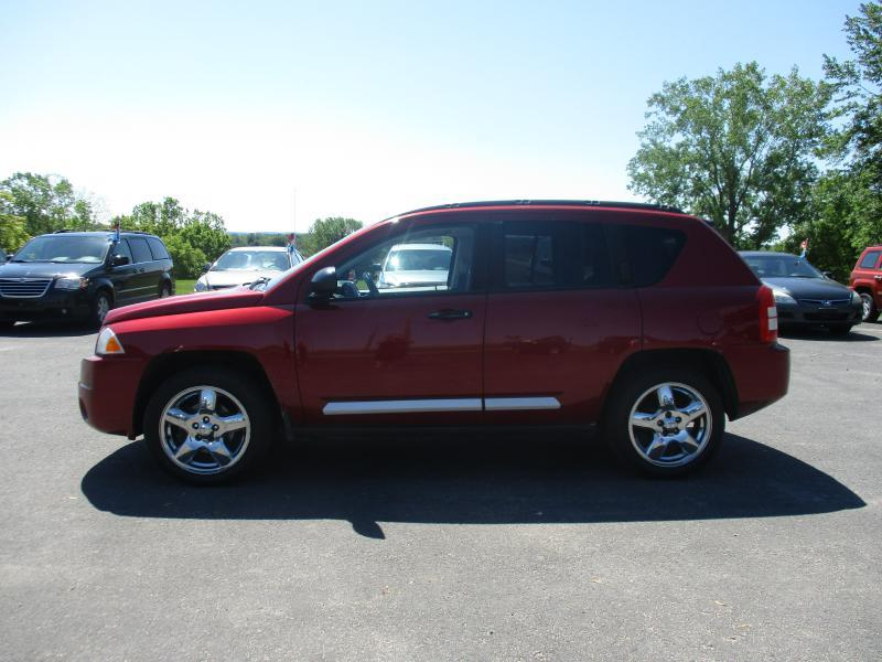 2007 Jeep Compass for sale at Frazer Motors in Canton NY