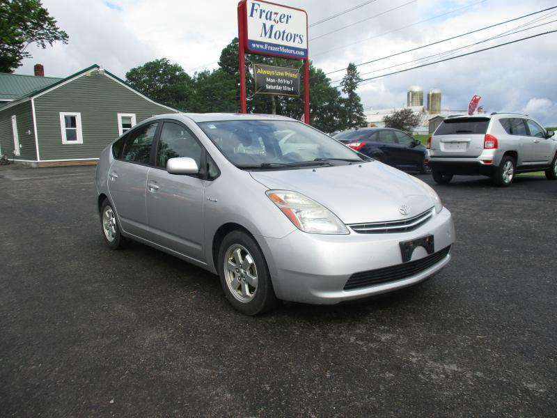 2008 Toyota Prius for sale at Frazer Motors in Canton NY