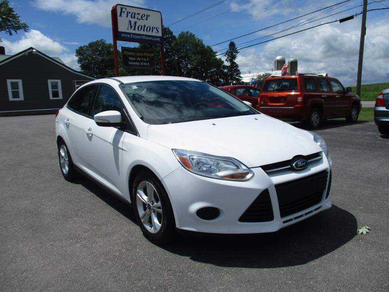 2014 Ford Focus for sale at Frazer Motors in Canton NY