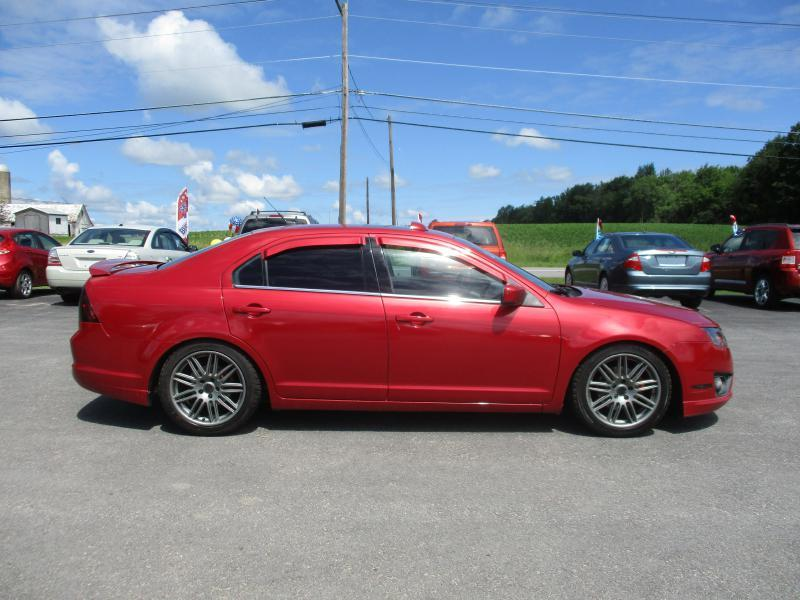 2011 Ford Fusion for sale at Frazer Motors in Canton NY