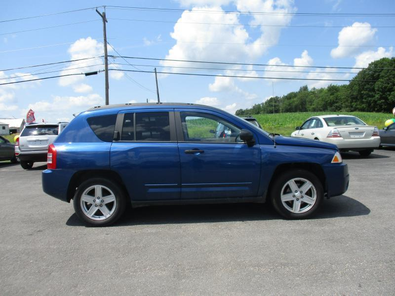 2009 Jeep Compass for sale at Frazer Motors in Canton NY