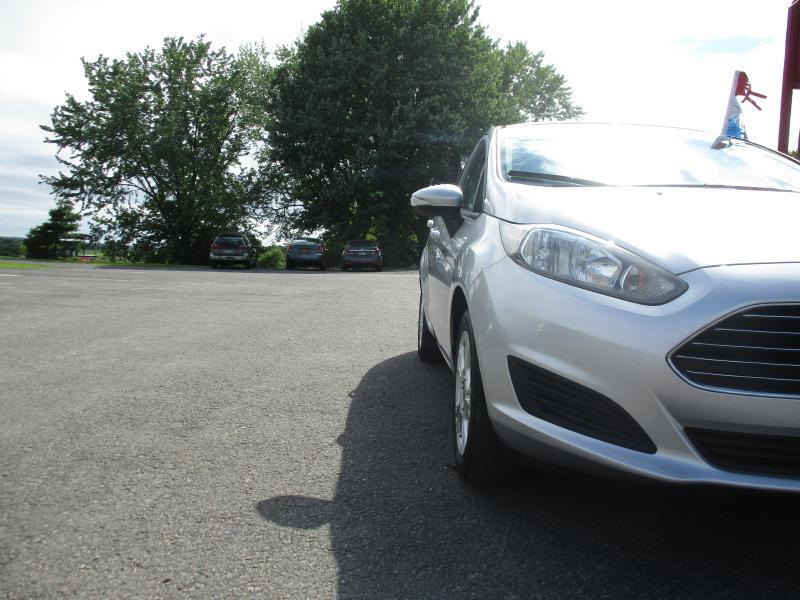 2014 Ford Fiesta for sale at Frazer Motors in Canton NY
