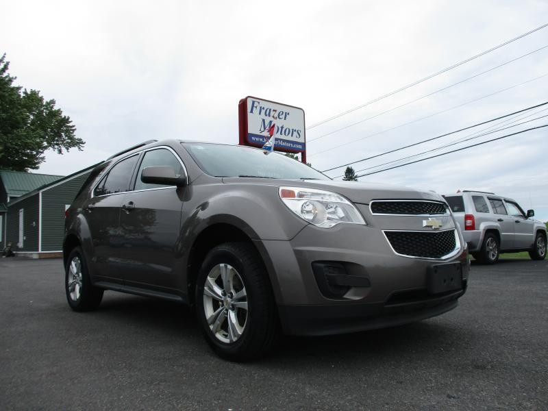 2010 Chevrolet Equinox for sale at Frazer Motors in Canton NY