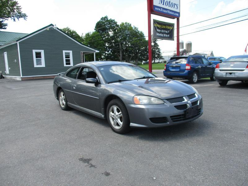 2003 Dodge Stratus for sale at Frazer Motors in Canton NY